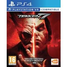 Tekken 7 PS4 Game (PS VR Compatible) Best Price, Cheapest Prices