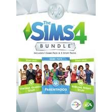 The Sims 4 Bundle Pack: Parenthood PC Game Best Price, Cheapest Prices