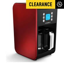 Morphy Richards Accents Filter Coffee Machine - Red Best Price, Cheapest Prices