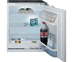 HOTPOINT HL A1.UK.1 Integrated Undercounter Fridge Best Price, Cheapest Prices