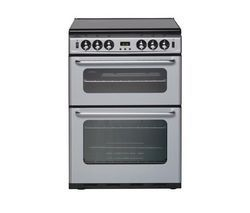 NEW WORLD 600TSIDLM Gas Cooker - Silver Best Price, Cheapest Prices