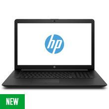 HP 17 Inch AMD A6 4GB 1TB HD Laptop - Black Best Price, Cheapest Prices