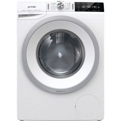 Gorenje WA843S 8Kg Washing Machine with 1400 rpm - White - A+++ Rated Best Price, Cheapest Prices