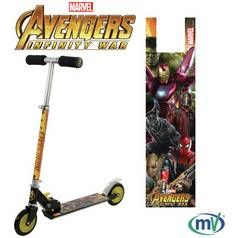 Avengers Infinity War Folding Inline Scooter Best Price, Cheapest Prices