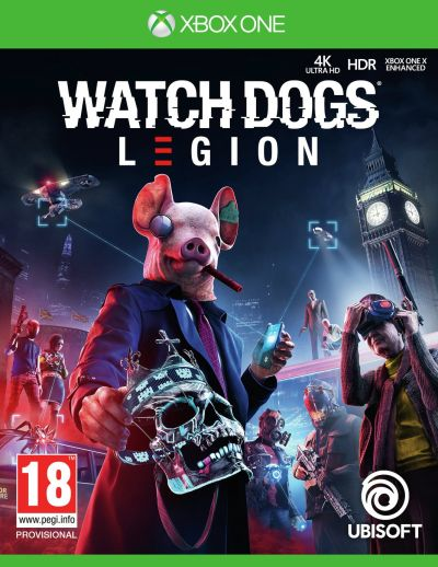 Watch Dogs Legion Xbox One Pre-Order Game Best Price, Cheapest Prices