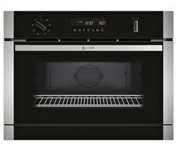 NEFF C1APG64N0B Built-in Combination Microwave - Stainless Steel Best Price, Cheapest Prices