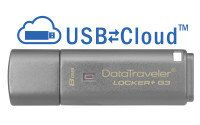 Kingston Technology DataTraveler Locker+ G3 Hardware Encrypted 8GB USB 3.0 Secure Flash Drive Best Price, Cheapest Prices