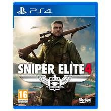 Sniper Elite 4 PS4 Game Best Price, Cheapest Prices