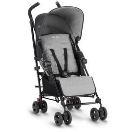 Silver Cross Zest Pushchair - Silver Best Price, Cheapest Prices