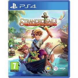 Stranded Sails: Explorers PS4 Game Best Price, Cheapest Prices
