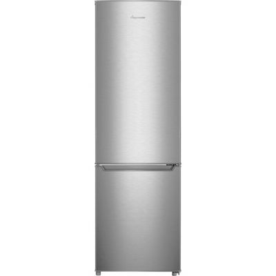 Fridgemaster MC55264AS 70/30 Fridge Freezer - Silver - A+ Rated Best Price, Cheapest Prices