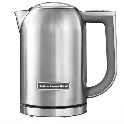 KitchenAid 5KEK1722BSX Kettle with Temperature Selector - Stainless Steel Best Price, Cheapest Prices