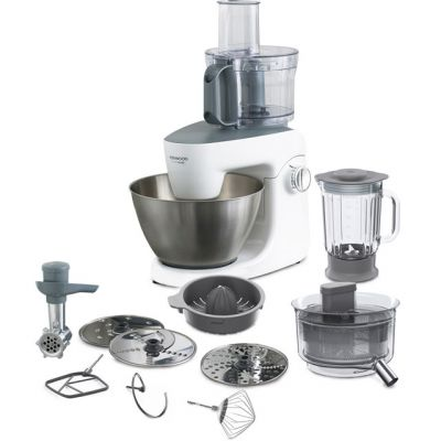 Kenwood Multione KHH326WH Kitchen Machine - White Best Price, Cheapest Prices