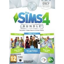 The Sims 4 Vampires Bundle Pack PC Game Best Price, Cheapest Prices