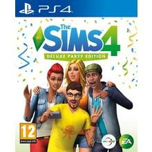 The Sims 4 Deluxe PS4 Game Best Price, Cheapest Prices