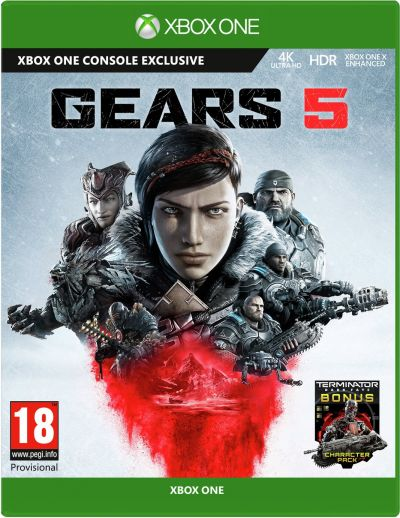 Gears 5 Xbox One Pre-Order Game Best Price, Cheapest Prices