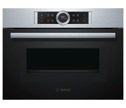 BOSCH CMG633BS1B Built-in Combination Microwave – Stainless Steel Best Price, Cheapest Prices