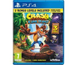 PS4 Crash Bandicoot N Sane Trilogy Best Price, Cheapest Prices