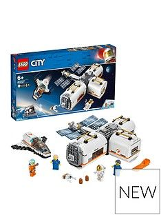LEGO City 60227 Lunar Space Station with Astronauts Minifigures Best Price, Cheapest Prices
