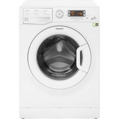 Hotpoint WMAOD944P 9Kg Washing Machine with 1400 rpm - White - A+++ Rated Best Price, Cheapest Prices
