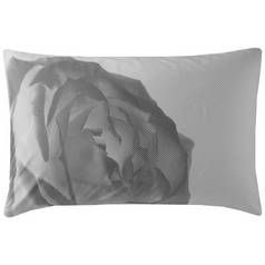 Karl Lagerfeld Pixel Rose Pair of Housewife Pillowcases