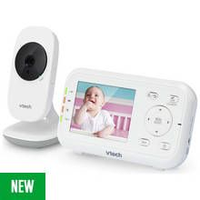 VTech VM3252 Safe & Sound 2.8 inch Video Baby Monitor