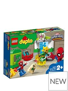 LEGO Duplo 10893 Spider-Man vs. Electro Best Price, Cheapest Prices