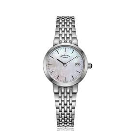 Rotary Ladies Silver Stainless Steel Bracelet Watch Best Price, Cheapest Prices