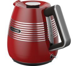 GRUNDIG WK7850R Jug Kettle - Red Best Price, Cheapest Prices