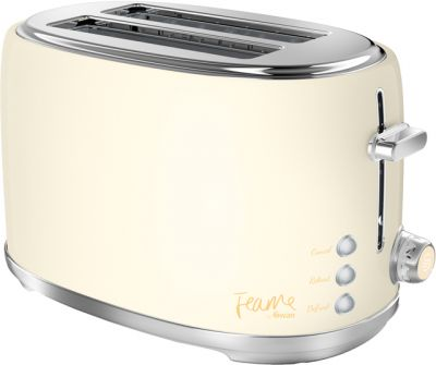 Swan Fearne By Swan ST20010HON 2 Slice Toaster - Honey Best Price, Cheapest Prices