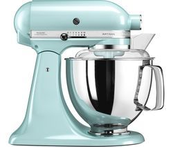 KITCHENAID Artisan 5KSM175PSBIC Stand Mixer - Ice Blue Best Price, Cheapest Prices