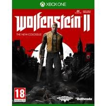 Wolfenstein ll The New Colossus Xbox One Game Best Price, Cheapest Prices