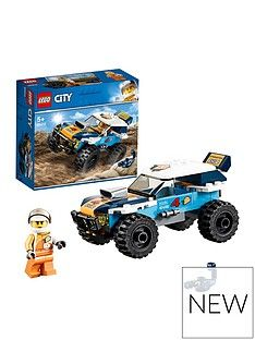 LEGO City 60218 Desert Rally Racer Best Price, Cheapest Prices