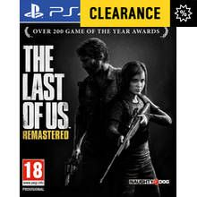 The Last of Us Remastered PS4 Game Best Price, Cheapest Prices
