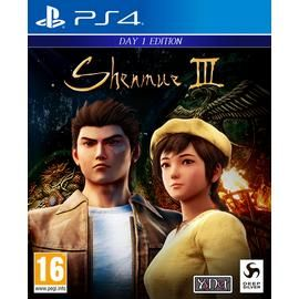 Shenmue III PS4 Game Best Price, Cheapest Prices