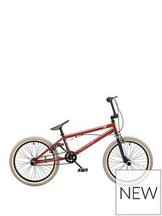 Rooster Rooster R-Core 9.75 Inch Frame 20 Inch Wheel BMX Bike Red Best Price, Cheapest Prices