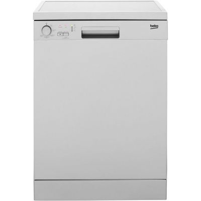 Beko DFN05R10S Standard Dishwasher - Silver - A+ Rated Best Price, Cheapest Prices