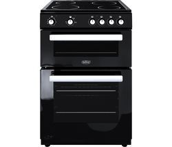 BELLING FSE608D 60 cm Electric Ceramic Cooker - Black Best Price, Cheapest Prices