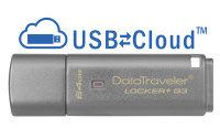 Kingston Technology DataTraveler Locker+ G3 Hardware Encrypted 64GB USB 3.0 Secure Flash Drive Best Price, Cheapest Prices