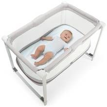Chicco Zip n Go Travel Crib - Glacial Best Price, Cheapest Prices