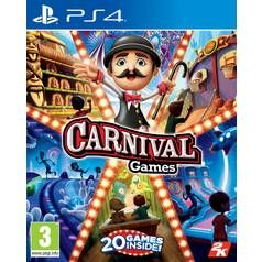 Carnival Games PS4 Game Best Price, Cheapest Prices