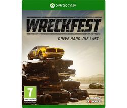 XBOX ONE Wreckfest Best Price, Cheapest Prices