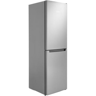 Bosch Serie 2 KGN34NL3AG 50/50 Frost Free Fridge Freezer - Stainless Steel Effect - A++ Rated Best Price, Cheapest Prices