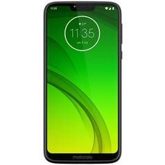 SIM Free Motorola G7 Power 64GB Mobile Phone - Black Best Price, Cheapest Prices