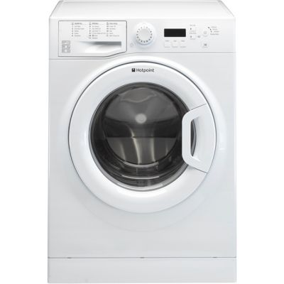 Hotpoint WMBF844PUK 8Kg Washing Machine with 1600 rpm - White - A+++ Rated Best Price, Cheapest Prices