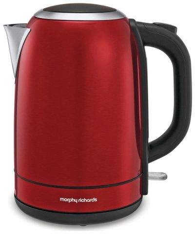 Morphy Richards 102782 Equip Kettle - Red Best Price, Cheapest Prices