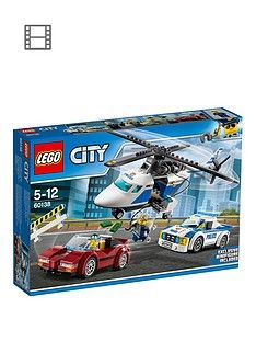 LEGO City 60138 High-speed Chase Best Price, Cheapest Prices