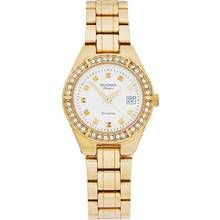 Sekonda Classique Ladies' Rose Gold Plated Stone Set Watch Best Price, Cheapest Prices