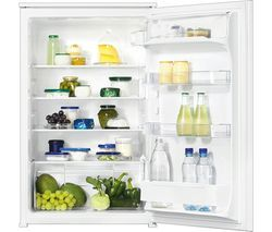 ZANUSSI ZBA15021SV Integrated Fridge Best Price, Cheapest Prices