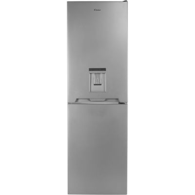 Candy CVS1745SWDK 50/50 Fridge Freezer - Silver - A+ Rated Best Price, Cheapest Prices
